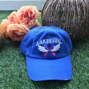 Lakegirl Baseball Cap
